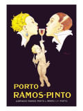 Porto Ramos-Pinto Wall Decal by René Vincent