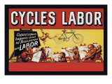 Cycles Labor, Art Class Wall Decal
