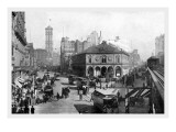 Herald Square, 1911 Wall Decal by Moses King