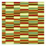 Retro Pattern II Wallstickers
