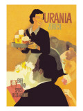Urania Bier Und Speise Restaurant Wall Decal