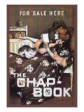 For Sale Here: The Chap Book Wall Decal by Joseph Christian Leyendecker