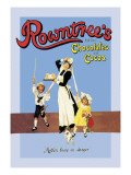 Rowntree's High Class Chocolates and Cocoa Wall Decal