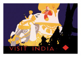 Visit India Wall Decal