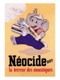 Neocide DDT: La Terreur des Moustiques Veggoverføringsbilde