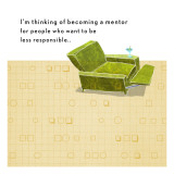 Becoming a Mentor Wall Decal