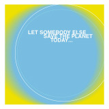 Save the Planet Wall Decal