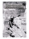Individuality Wall Decal