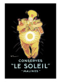 Le Soleil Wall Decal