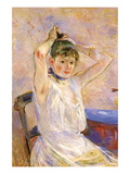 The Bath Wall Decal by Mary Cassatt