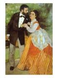 Alfred Sisley Wall Decal by Pierre-Auguste Renoir