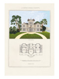 Venetian Summer Residence Wall Decal by Richard Brown
