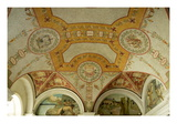 Library of Congress Masonic Architecture Wall Decal by Carol Highsmith