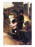 Richmond On The Thames Wall Decal by James Tissot