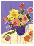 Bright Bouquet III Wallstickers