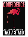 Confidence Wall Decal
