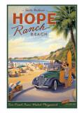 Hope Ranch Adhésif mural par Kerne Erickson