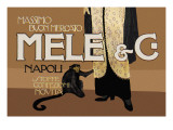 Mele and C Wall Decal by Aleardo Terzi