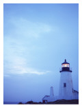 Lighthouse Evening Wall Decal