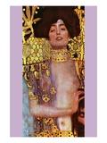 Judith Adhésif mural par Gustav Klimt