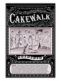 Cakewalk Wall Decal by Wilbur Pierce