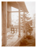 Country Days - Rocking Chair Porch Wall Decal