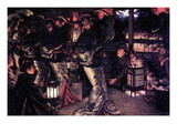The Prodigal Son In Modern Life - In Foreign Countries Wall Decal by James Tissot