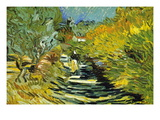 Saint-Remy Wall Decal by Vincent van Gogh