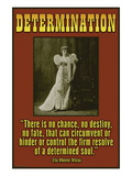 Determination Wall Decal