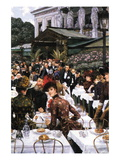 The Women of The Artist Wall Decal by James Tissot
