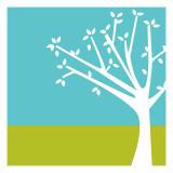 Budding Tree Wallstickers