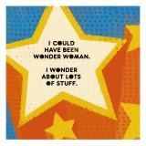 Wonder Woman Wallstickers