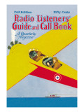 Radio Listeners' Guide and Call Book: Radio by Air Wall Decal