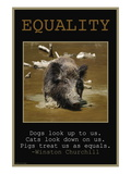 Equality Wall Decal