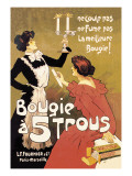 Bougie a 5 Trous Wall Decal by Misti 