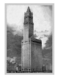 Woolworth Building Wall Decal by Moses King