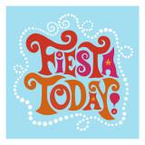 Fiesta Today Wallstickers