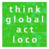Thing Global, Act Local - Duvar Çıkartması