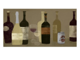 Wine Tasting Wall Decal