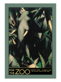 For the Zoo Wall Decal