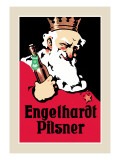 Engelhardt Pilsner Wall Decal