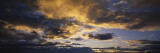 Storm Clouds in the Sky, South Island, New Zealand Wall Decal by  Panoramic Images