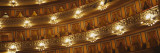 Balconies in a Theater, Colon Theater, Buenos Aires, Argentina Wall Decal by Panoramic Images