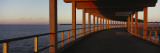 Pier over a Sea, Fishing Pier, Jekyll Island, Georgia, USA Wall Decal by  Panoramic Images