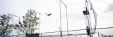 Trapeze School New York, Hudson River Park, New York City, New York State, USA Wall Decal by  Panoramic Images
