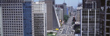 Paulista Avenue, Sao Paulo, Brazil Wall Decal by  Panoramic Images