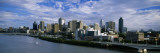 Skyscrapers, Brisbane, Australia Wall Decal by  Panoramic Images