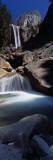 Low Angle View of a Waterfall, Vernal Falls, Yosemite National Park, California, USA Wall Decal by  Panoramic Images