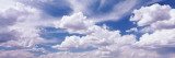 Cumulus Clouds in the Sky, Nevada, USA Wall Decal by  Panoramic Images
