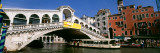 Rialto Bridge, Venice, Italy Wall Decal by  Panoramic Images